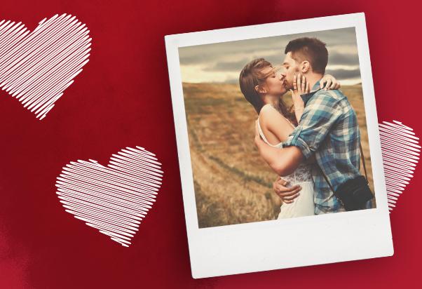 A San Valentino mostrate a tutti il vostro amore!