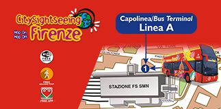 City Sightseeing: new stop!