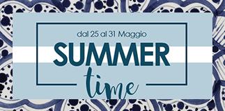 L'estate arriva da Camomilla Italia