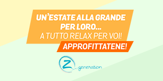 Arriva l'estate da Z Generation