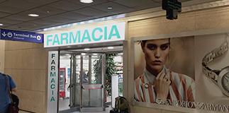 Apre la Farmacia a Milano Centrale