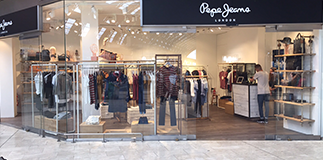 Pepe Jeans in Milano Centrale