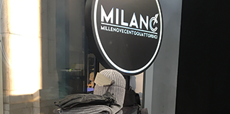 Milano 1914 new opening