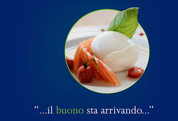 Fattorie Garofalo: Mozzarella to go!