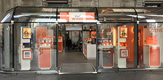Wind: new opening.