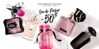 I profumi di Victoria's Secret.