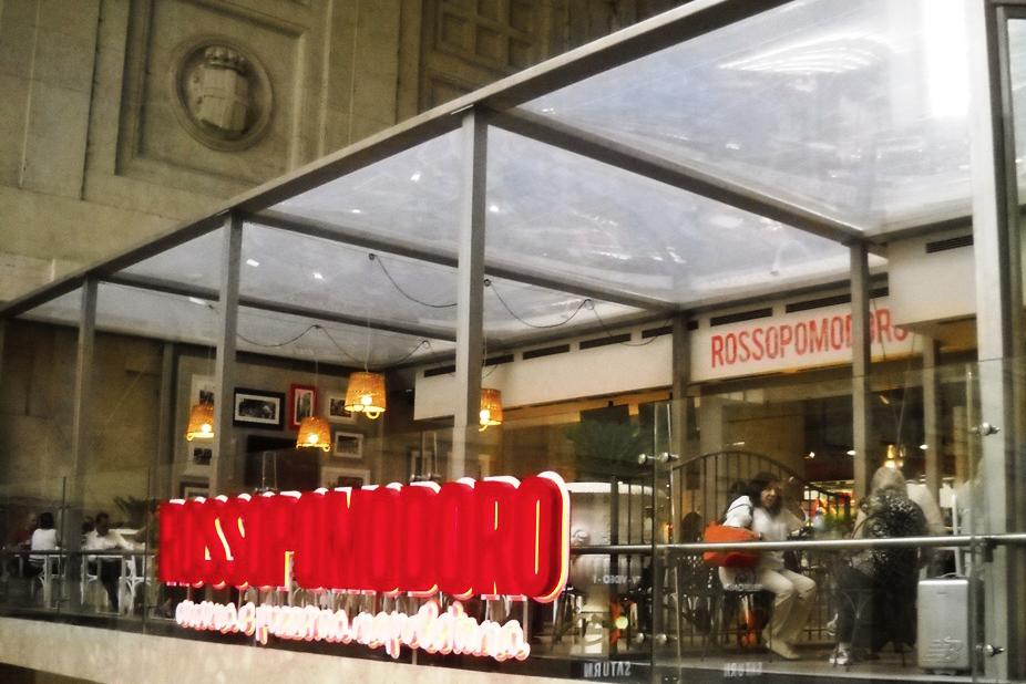 Rossopomodoro first floor milano centrale - Orari treni milano centrale genova porta principe ...