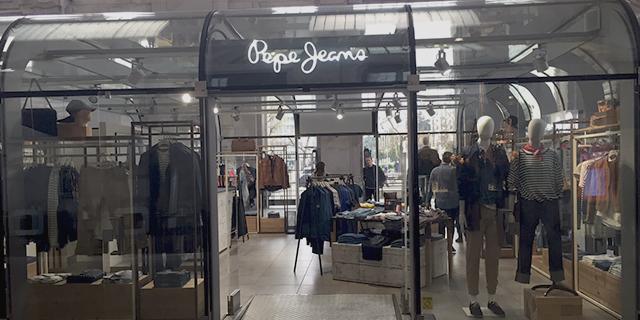 Pepe jeans piano terra milano centrale - British institute milano porta venezia ...