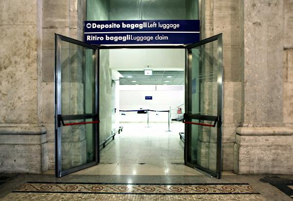 Deposito bagagli - KiPoint