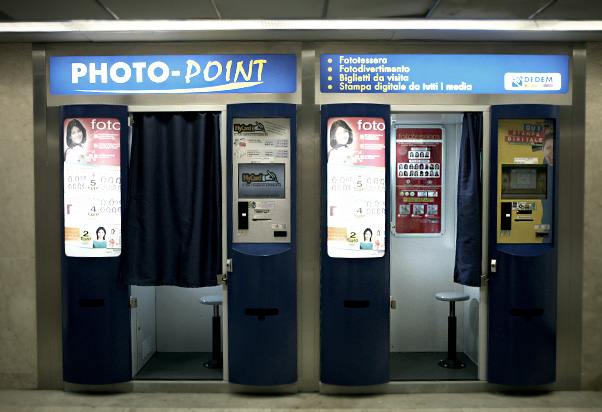 Photo booths - Dedem Automatica