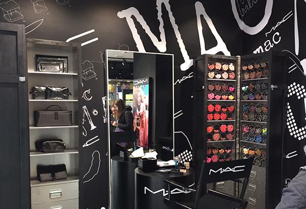 A Napoli Centrale apre Mac Cosmetics!