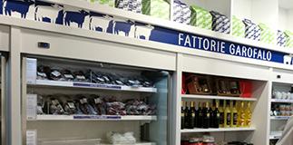 Fattorie Garofalo arriva a Napoli Centrale