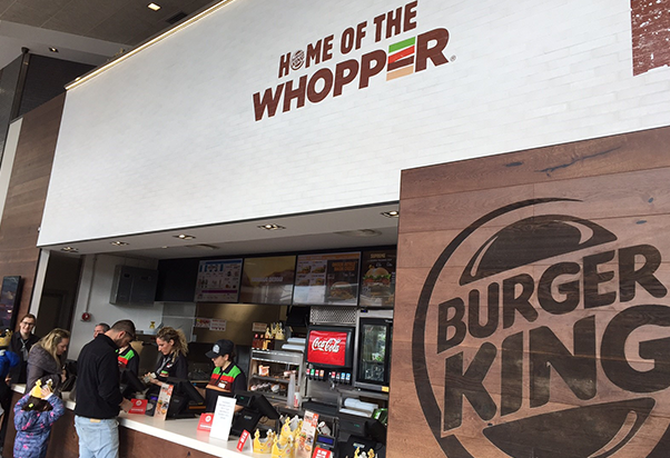 Apre Burger King