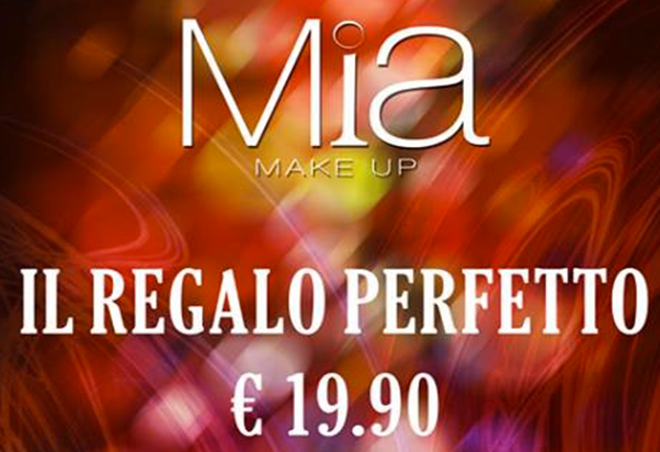 Da Mia Make Up set di pennelli da trucco a 19,99 €.