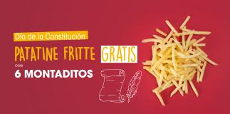 """Speciale """"Día de la Constitución"""""""