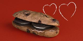 Tutta la dolcezza di San Valentino