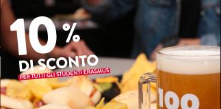100 Montaditos: speciale studenti Erasmus.