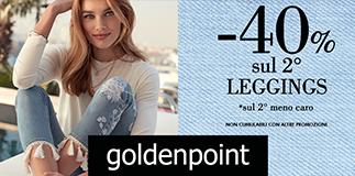 Goldenpoint: collezione leggings.