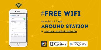 WiFi gratuito a Roma Termini!