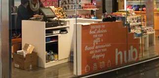 Hub opens in Roma Termini