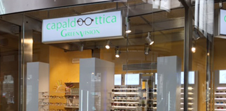 Capaldo Ottica has just opened in Roma Termini