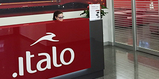 Lounge Italo Club opens in Roma Termini