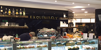 Exquisitaly opens in Roma Termini