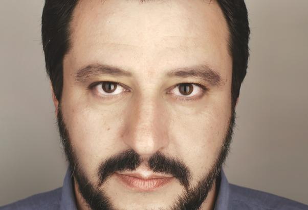 "Matteo Salvini presenta ""Secondo Matteo"""