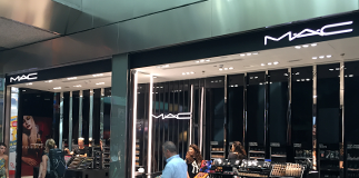 MAC Cosmetics opens in Roma Termini