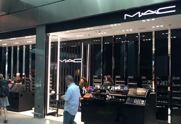 MAC Cosmetics opens in Roma Termini