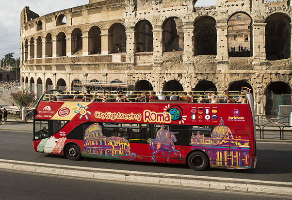 Next stop Roma Termini!