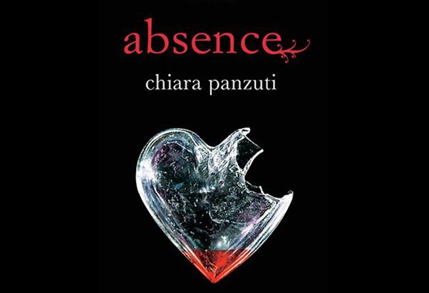 "Borri Books: ""Absence"" di Chiara Panzuti"