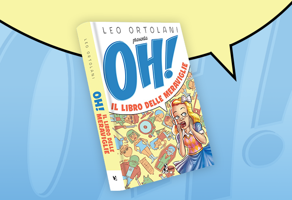 Borri Books: meeting with Leo Ortolani
