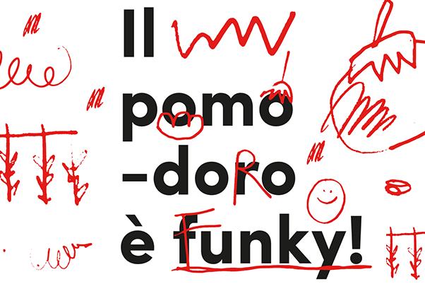 Mercato Centrale Roma: the Funky Tomato