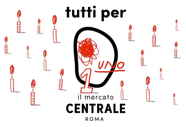 Mercato Centrale Roma: happy birthday!