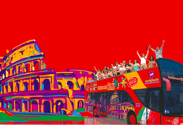 City Sightseeing: Skip the line!