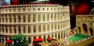 Mercato Centrale Roma: Lego® Serious Play®.