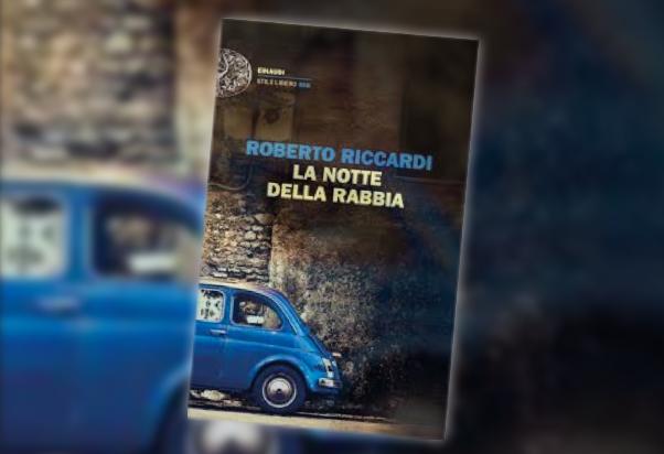 """Borri Books: """"La rabbia della notte""""."""