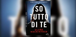 Firmacopie da Borri Books con Clare Mackintosh.