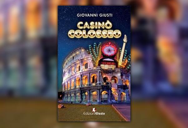 """Borri Books: launch of """"Casinò Colosseo""""."""