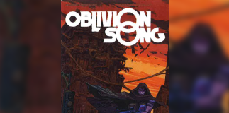 "Borri Books: ""Oblivion Song"" preview."