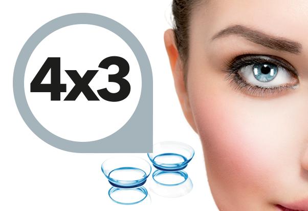 Discount on contact lenses at VistaSì