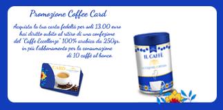 Eccellenze della Costiera Coffee Card
