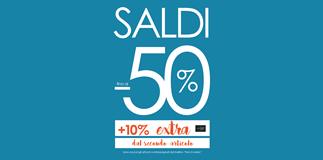 Even more sales at Camomilla Italia