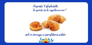 Taste  sfogliatelle from Eccellenza della Costiera