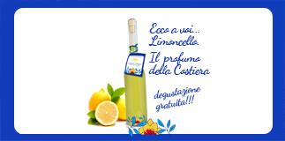 Discover  limoncello at Eccellenze della Costiera