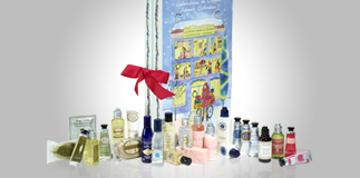 A special gift for Christmas at L'Occitane
