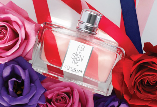 Arlésienne is the new perfume by L'Occitane