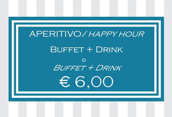 Happy Hour at La Crostaceria