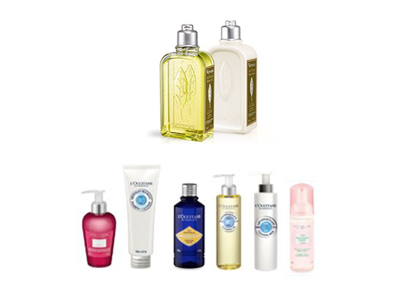 L'Occitane En Provence: load up on the offers